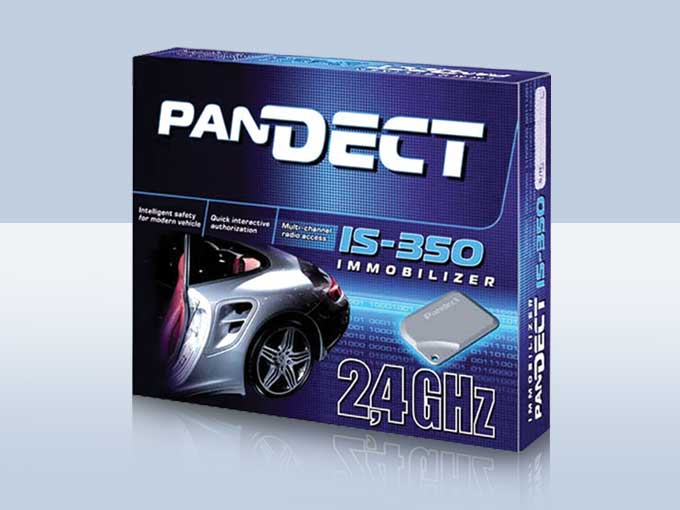 pandect is350